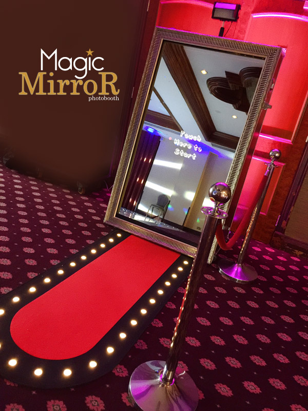Magic Selfie Mirror for hire Leinster area